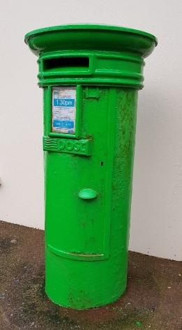 Ferienhaus Spunkane Hill Kontakt Irish Letter Box
